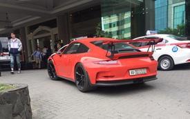 Porsche 911 GT3 RS độc nhất Việt Nam được cho ra biển số