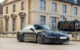 Porsche 911 R có 1 không 2 trên thế giới được rao bán với giá cao