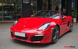 """Xe chơi Porsche Boxster hàng """"lướt"""" rao bán hơn 2,9 tỷ đồng tại Hà Nội"""