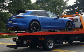 Porsche Panamera Sport Turismo đã tới Đông Nam Á