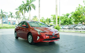 Toyota rục rịch đưa xe xanh siêu tiết kiệm xăng Prius về Việt Nam, chờ ưu đãi thuế