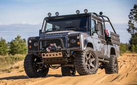 Chiếc Land Rover Defender trong mơ của những người đam mê off-road