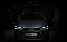 2 phiên bản đặc biệt Audi TT và Audi Q3 sẽ ra mắt người Việt tại VIMS 2017