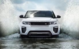 Cặp SUV sang Land Rover Discovery Sport và Range Rover Evoque được nâng cấp nhẹ