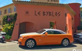 """Đây là chiếc Rolls-Royce Dawn có bộ áo """"sexy"""" nhất thế giới"""