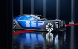 Rolls-Royce Exterion Concept - Xe siêu sang tự lái độc nhất vô nhị