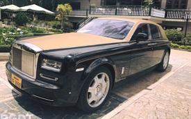 """Rolls-Royce Phantom Series II màu độc, biển """"tứ quý"""" 9 của Lào xuất hiện tại Đà Lạt"""