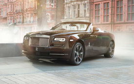 Làm quen với chiếc Rolls-Royce Dawn đặc biệt nhất thế giới