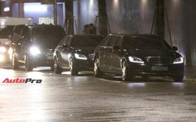 HOT: Đoàn xe siêu sang Mercedes-Benz chống đạn của Tổng thống Putin xuất hiện tại Đà Nẵng