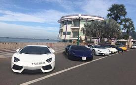 """Cường """"Đô-la"""" và Minh """"Nhựa"""" tái khởi động hành trình siêu xe Car & Passion"""