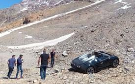 Cư dân mạng xót xa với hình ảnh chiếc Bugatti Veyron mui trần gặp nạn tại Chile