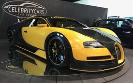 """""""Ông hoàng tốc độ"""" Bugatti Veyron độ Oakley Design được rao bán giá 44 tỷ Đồng"""