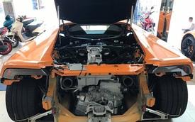 """Siêu xe Lamborghini Huracan độ hàng độc tiếp tục lên đồ chơi """"khủng"""""""