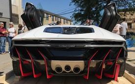 Lamborghini Centenario mui trần 2 triệu USD thứ 2 tại Mỹ