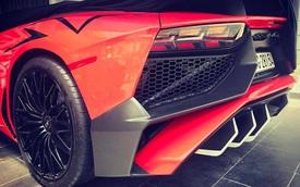 """Minh """"Nhựa"""" thay đổi ngoại thất cho siêu xe Lamborghini Aventador SV 32 tỷ Đồng"""