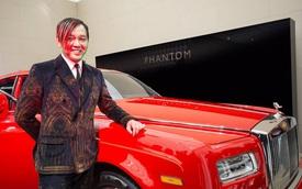 """Chi tiết cặp đôi Rolls-Royce Phantom """"hàng thửa"""" đắt nhất thế giới của tỷ phú Hồng Kông"""