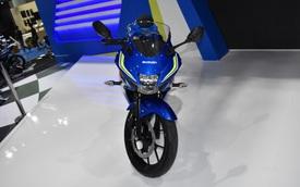 Mô tô thể thao Suzuki GSX-R150 tiếp tục ra mắt tại Thái Lan, giá từ 56 triệu Đồng