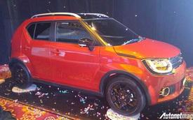 Crossover giá dưới 300 triệu Đồng Suzuki Ignis ra mắt Đông Nam Á