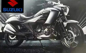 5 điều đã biết về mẫu cruiser giá rẻ Suzuki Intruder 150 sắp ra mắt vào tháng sau