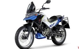 SYM Trazer 200 - Xe adventure cho người mới chơi mô tô