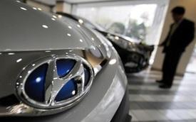 """Khách hàng Trung Quốc """"lạnh nhạt"""" với Hyundai và Kia"""
