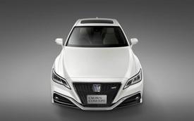 Đây là hình ảnh xem trước của sedan cao cấp Toyota Crown thế hệ mới