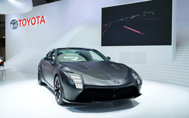 """Ngắm Toyota GR HV Sports - phiên bản mui trần của xe từng ế nhất Việt Nam - """"bằng xương, bằng thịt"""""""