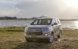 Toyota Việt Nam lại khuyến mại tháng 7,8 cho Vios, Innova và Corolla Altis