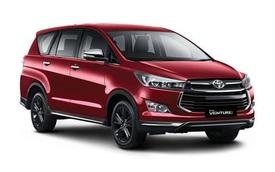 Toyota Innova Venturer 2017 bắt đầu được bán tại Việt Nam, giá 855 triệu đồng