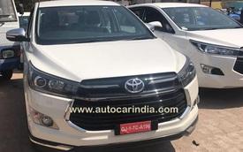 Lộ diện Toyota Innova cao cấp hơn xe ở Việt Nam