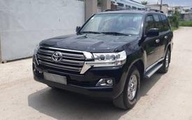 """Thợ Việt """"lên đời"""" cho Toyota Land Cruiser 2000 thành phiên bản 2016"""