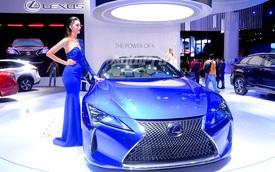 Điểm danh những mẫu xe vừa ra mắt tại triển lãm VMS 2017 (Phần 1)