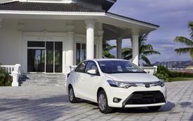 Toyota bất ngờ tung khuyến mãi cho xe lắp ráp nội