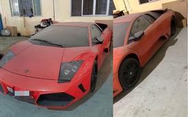 Video siêu xe Lamborghini Murcielago đầu tiên tại Việt Nam bị phủ bụi khiến nhiều người xót xa