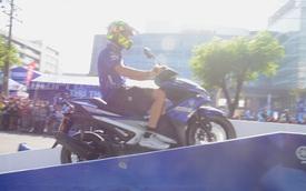 Video Valentino Rossi giao lưu với người hâm mộ tại Việt Nam