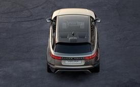 Range Rover Velar - Tân binh trong phân khúc SUV hạng sang