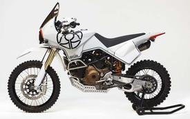 """Ducati Hypermotard 1100 """"biến hình"""" thành xe adventure chính hiệu"""
