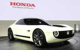 Xe điện Honda sẽ sạc nhanh nhất thế giới: chỉ cần 15 phút để sạc đầy