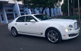 Xe siêu sang Bentley Mulsanne cũ được rao bán 5,7 tỷ đồng tại Hà Nội