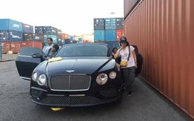 Khui công Bentley Continental GT V8 S mui trần đầu tiên Việt Nam
