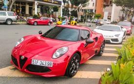 Hàng hiếm Alfa Romeo 4C Launch Edition độc nhất Việt Nam được rao bán 4 tỷ Đồng