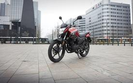 Yamaha YS125 - Xe naked bike cho người mới chơi mô tô
