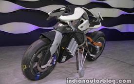 Cận cảnh Yamaha MOTORoiD - Xe mô tô có khả năng giao tiếp với con người