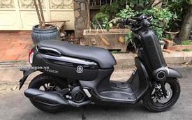 """Xe ga Yamaha QBIX thứ 2 về Việt Nam với trang bị """"nghèo nàn"""" hơn"""
