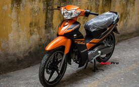 Chi tiết xe máy bán chạy nhất Việt Nam trong bản màu mới