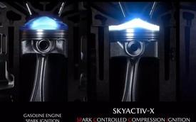 Mazda: Động cơ Skyactiv-X giúp tiết kiệm nhiên liệu hơn 30%