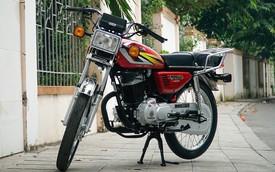 Thợ Việt chi hơn 10 triệu đồng biến Honda CG125 sang dáng cafe racer