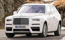"""SVU siêu sang đầu tiên của Rolls-Royce sẽ bí mật """"chào hàng"""" giới siêu giàu"""