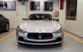 Maserati sắp ra mắt xưởng dịch vụ đầu tiên tại Việt Nam