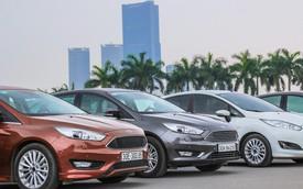 Ford tìm cách giữ khách Việt bằng dịch vụ vào chủ nhật